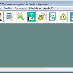 Software para gestion de creditos